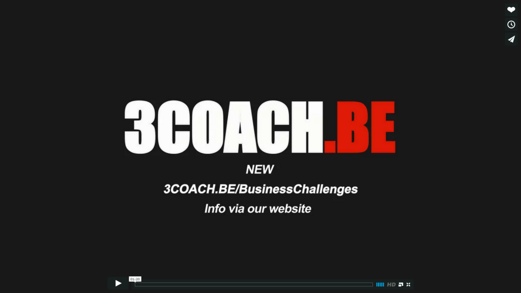 3COACH goes business